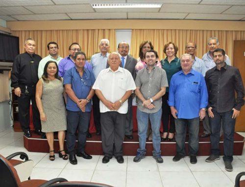 Sindifisco-AM empossa nova Diretoria Executiva para biênio 2018-2019