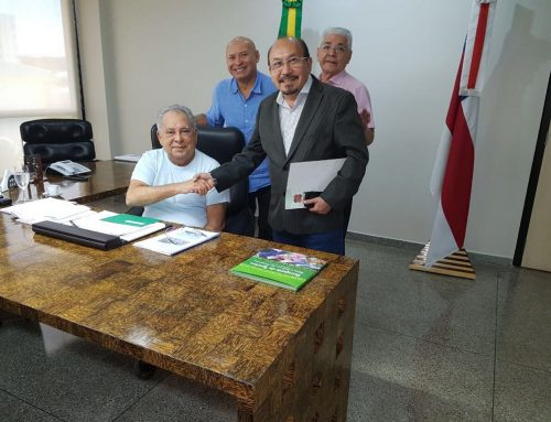 Governador Amazonino Mendes participa da Posse Solene da nova Diretoria Executiva do Sindifisco-AM