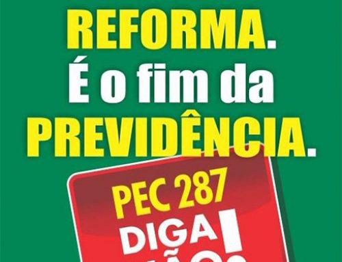 Sindifisco-AM mobiliza sociedade e parlamentares contra a PEC 287/16