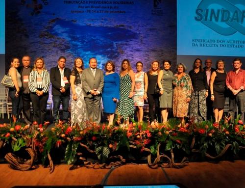 Sindifisco-AM participa de discussões de importantes temas nacionais durante o 18º Conafisco