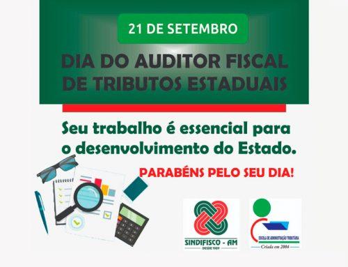 21 de Setembro – Dia do Auditor Fiscal de Tributos Estaduais